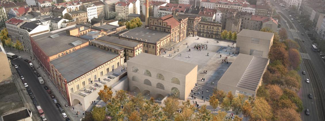 Sichtestrich Berlin bötzow brauerei berlin gtf freese gruppe fussbodentechnik