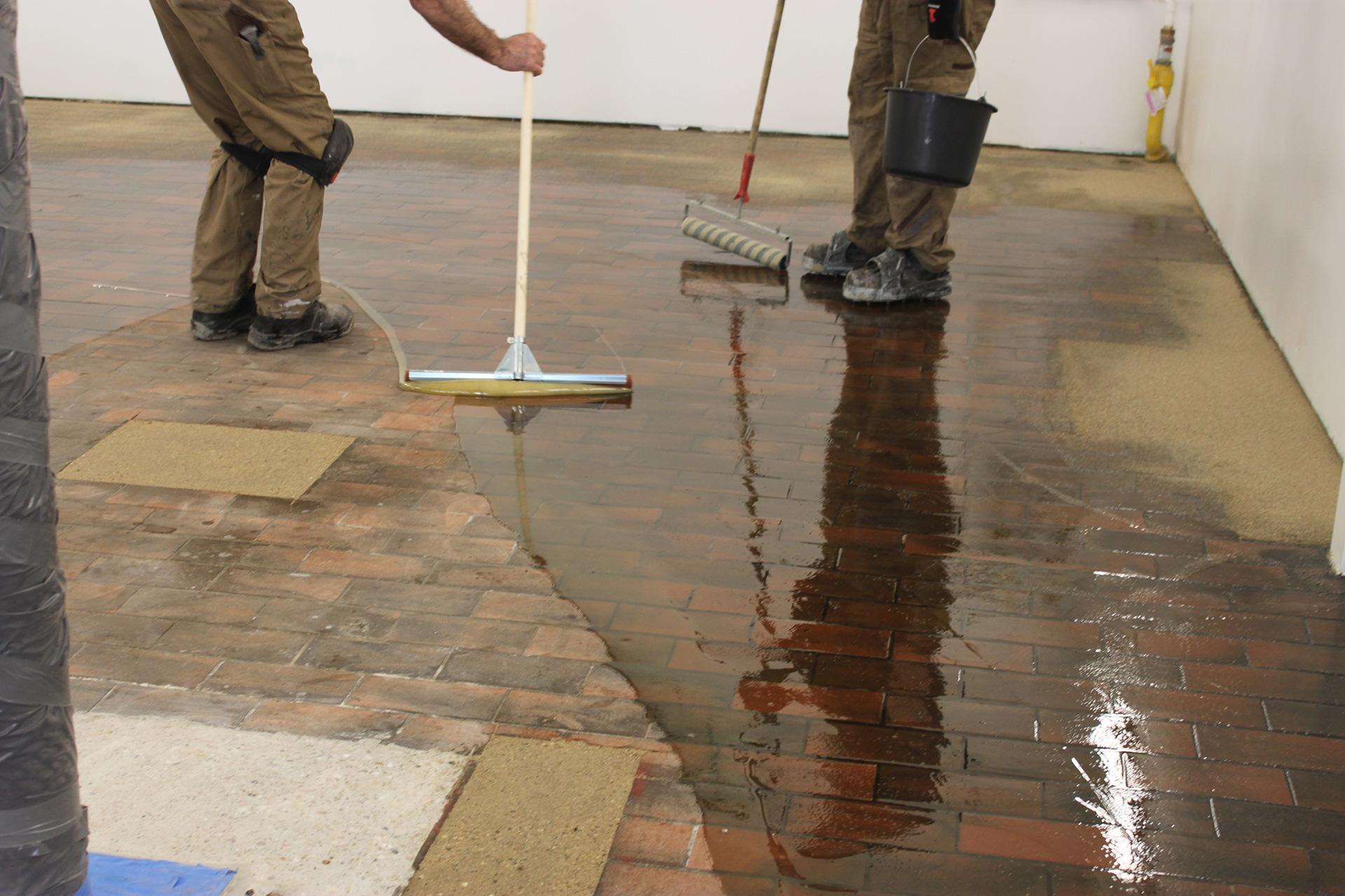Bodenbeschichtungen Pu Epoxidharz Freese Fussbodentechnik