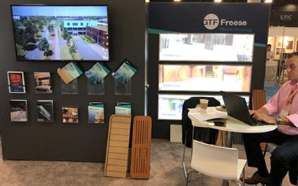 GTF Freese Booth Preview
