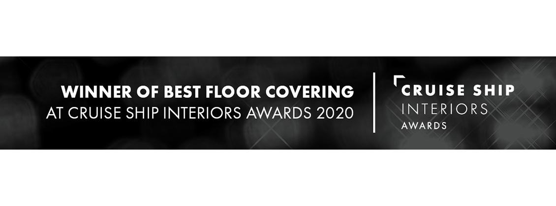 Cruise Ship Interiors Awards 2020 Winner Signatures Best Floor Covering